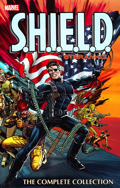 SHIELD complete collection Steranko